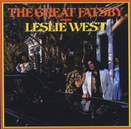 GREAT FATSBY Audio CD, LESLIE WEST, CD