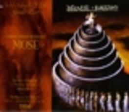 MOSE (ROME 1968) GHIAUROV/VERRETT/ZYLIS-GARA Audio CD, G. ROSSINI, CD