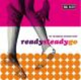 READY STEADY GO! -23TR- 80'S MOD CLASSICS Audio CD, V/A, CD