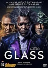 Glass, (DVD) BILINGUAL /CAST: JAMES MCAVOY, BRUCE WILLIS DVDNL