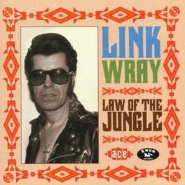 LAW OF THE JUNGLE -30TR- KING OF TWWWAAAAANG. MANY RARE TRACKS(SWAN ERA) Audio CD, LINK WRAY, CD