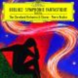 SYMPHONIE FANTASTIQUE CLEVELAND ORCHESTRA & CHORUS/PIERRE BOULEZ Audio CD, H. BERLIOZ, CD