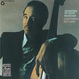 SOMETHING FOR LESTER Audio CD, RAY BROWN, CD