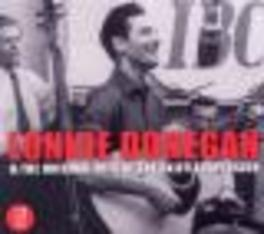 ORIGINAL HITS OF THE.. .. SKIFFLE EXPLOSION Audio CD, LONNIE DONEGAN, CD