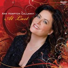 AT LAST Audio CD, ANNE HAMPTON CALLAWAY, CD