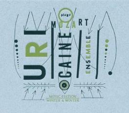 PLAYS MOZART Audio CD, CAINE, URI -ENSEMBLE-, CD