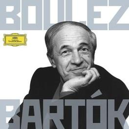 BOULEZ & BARTOK *BOX* PIERRE BOULEZ Audio CD, B. BARTOK, CD