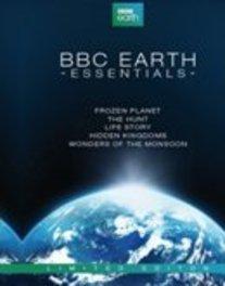 BBC landmark collection (2018), (DVD) DVDNL