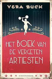 Het boek van de vergeten artiesten Vera Buck, Hardcover