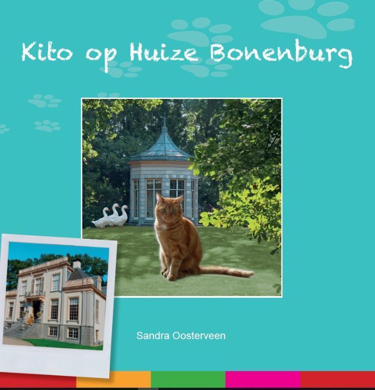 Kito op Huize Bonenburg Sandra Oosterveen, Hardcover