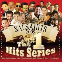 SALSAHITS 2009 W/ MENTIRAS, ENAMORADO, SE, U.V.A AND MANY OTHERS Audio CD, V/A, CD