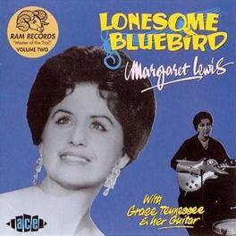 LONESOME BLUEBIRD Audio CD, MARGARET LEWIS, CD