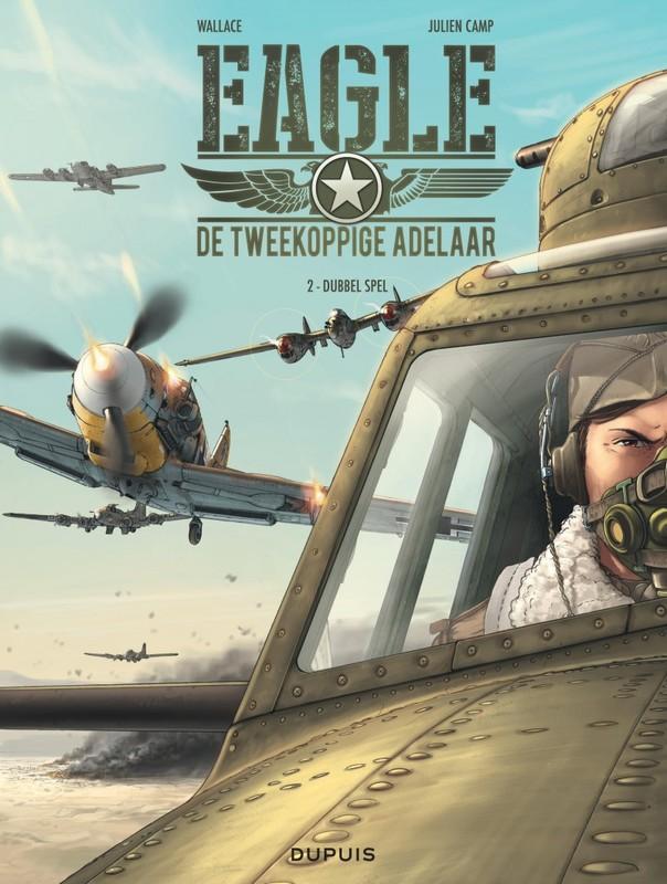 EAGLE, DE TWEEKOPPIGE ADELAAR 02. DUBBEL SPEL EAGLE, DE TWEEKOPPIGE ADELAAR, Wallace, JG, Paperback