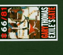 EXILE'S GATE Audio CD, GARY THOMAS, CD