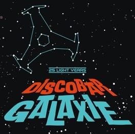 DISCOBAR GALAXIE - 25.. V/A, CD