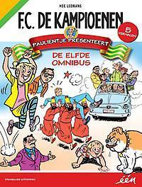 Paulientje presenteert de elfde omnibus, Hec Leemans, Paperback