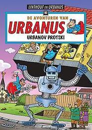 Urbanov Protski URBANUS, Willy Linthout, Paperback