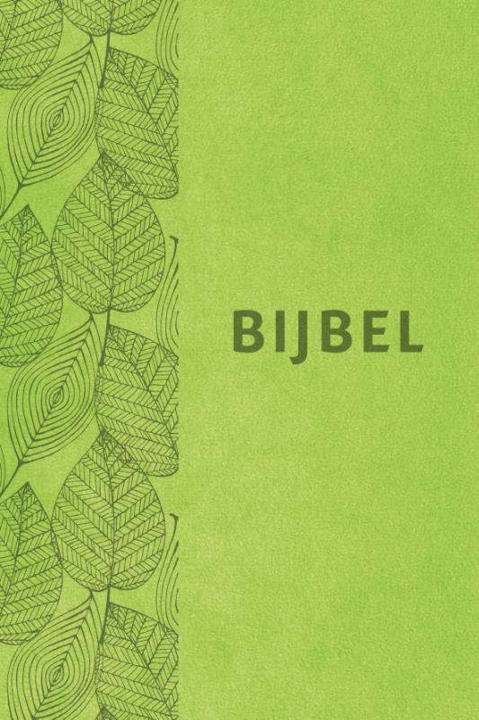 Bijbel (HSV) – vivella groen. Herziene Statenvertaling | 10×15 cm | met koker, Hardcover  Nog niet verschenen. Wordt verwacht op 24/09/2019
