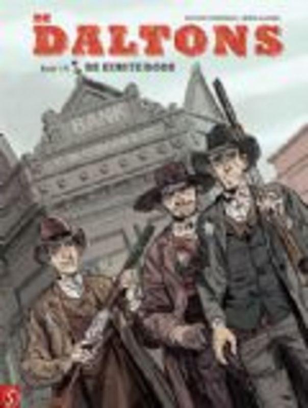 DALTONS 01. DE EERSTE DODE DALTONS, Visonneau, Olivier, Paperback