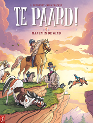 TE PAARD 05. MANEN IN DE WIND