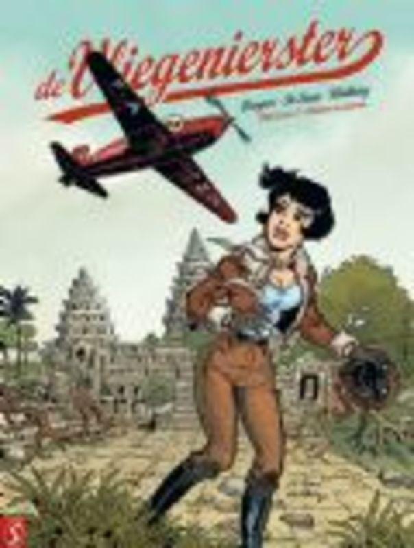 De vliegenierster 2. Oosterse avonturen Walthéry, Di Sano, Borgers, Paperback