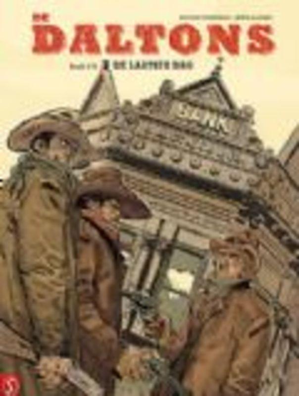 DALTONS 02. DE LAATSTE DAG 2/2 DALTONS, Visonneau, Olivier, Paperback