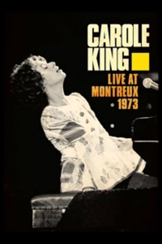 Carole King - Live At Montreux 1973, (DVD) DVDNL
