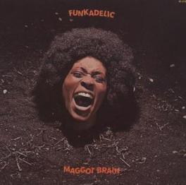 MAGGOT BRAIN Audio CD, FUNKADELIC, CD