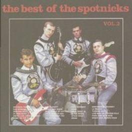 BEST OF V.2 25 TRACKS SPOTNICKS, CD
