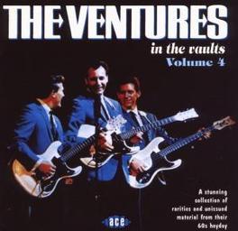 IN THE VAULTS VOL.4 Audio CD, VENTURES, CD