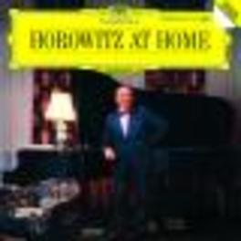HOROWITZ AT HOME Audio CD, VLADIMIR HOROWITZ, CD