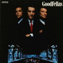 GOODFELLAS Audio CD, OST, CD