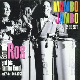 MAMBO JAMBO 7 & 8 Audio CD, EDMUNDO ROS, CD
