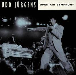 OPEN AIR SYMPHONY Audio CD, UDO JURGENS, CD