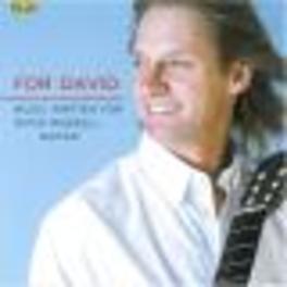 FOR DAVID SERGIO ASSAD/FRANCIS KLEYNJANS/STEVE GOSS/BEN VERDERY/ Audio CD, DAVID RUSSELL, CD