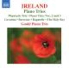 PIANO TRIOS GOULD PIANO TRIO Audio CD, J. IRELAND, CD