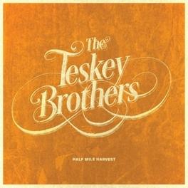 HALF MILE HARVEST TESKEY BROTHERS, Vinyl LP