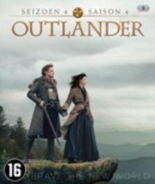 Outlander - Seizoen 4 , (Blu-Ray) Blu-Ray