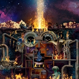 FLAMAGRA FLYING LOTUS, CD