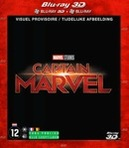 Captain Marvel 3D, (Blu-Ray)