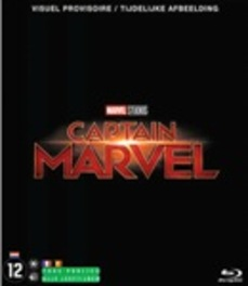 Captain Marvel, (Blu-Ray) Blu-Ray