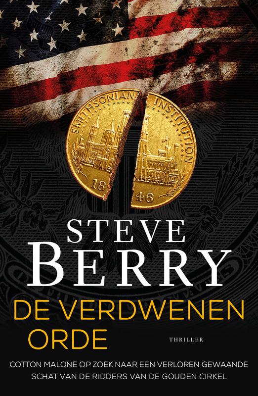 De verdwenen orde Steve, Ebook