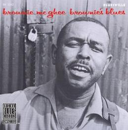 BROWNIE'S BLUES Audio CD, BROWNIE MCGHEE, CD