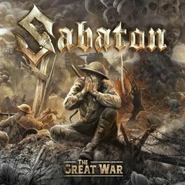 GREAT WAR SABATON, CD