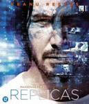 Replicas, (Blu-Ray)