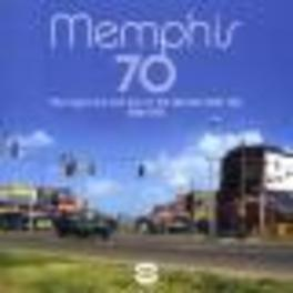 MEMPHIS 70 W/LILLIAN HALE/LACLEVE MILTON/WILLIE TOLIVER/BILLY CEE Audio CD, V/A, CD