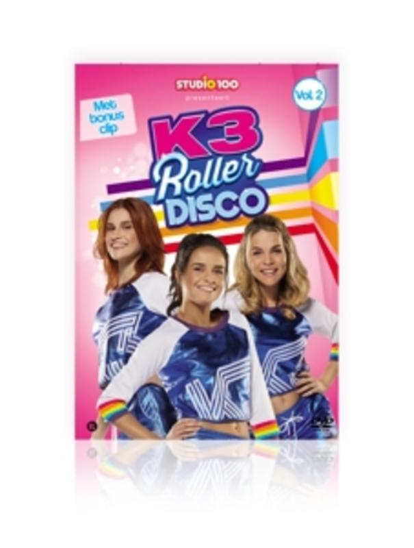 K3 - Rollerdisco Vol 2, (DVD) DVDNL