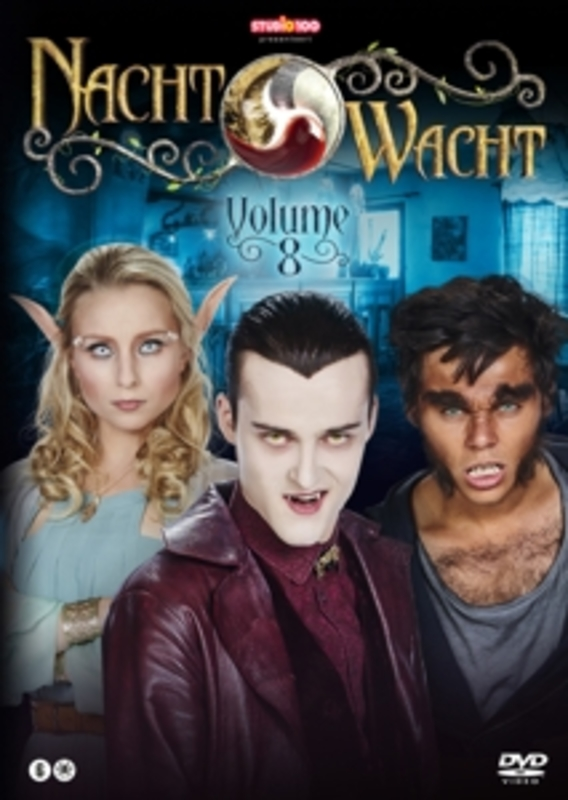Nachtwacht - Nachtwacht Vol 8, (DVD) DVDNL