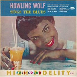 SINGS THE BLUES Audio CD, HOWLING WOLF, CD