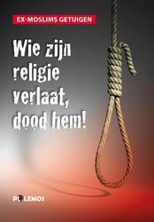 Wie zijn religie verlaat,...